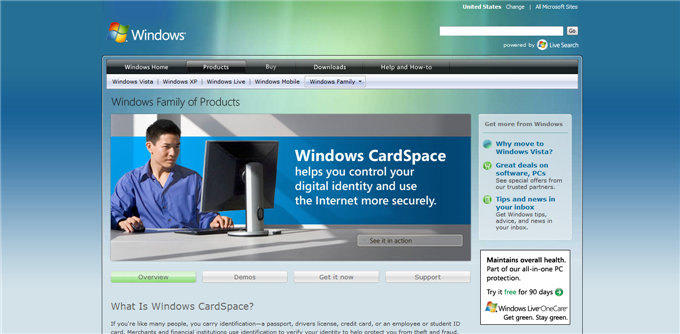 Buy understanding windows cardspace: an introduction to the.